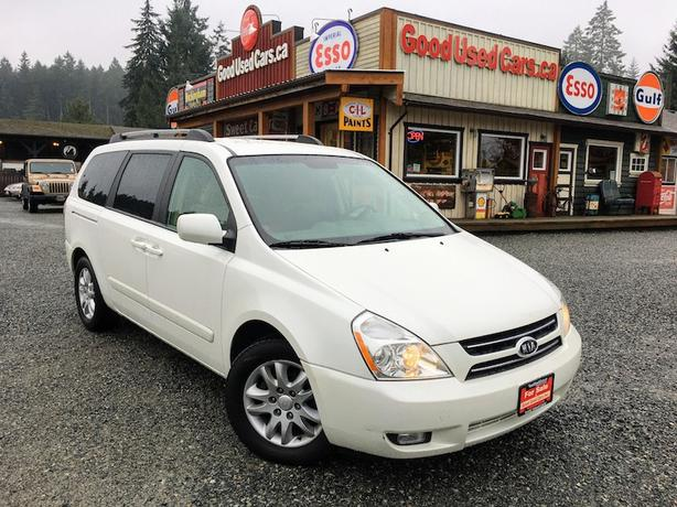 2007 Kia Sedona - Great Family Van - Only 121,000 KM