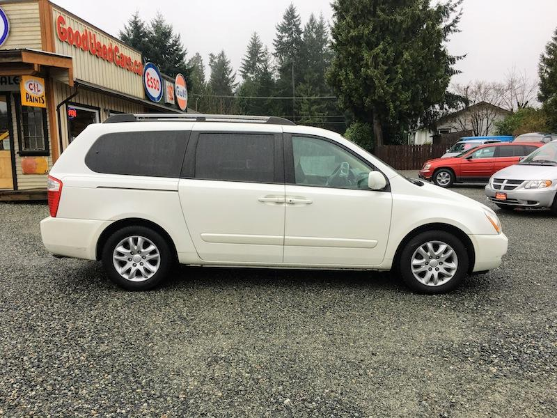 2007 Kia Sedona Great Family Van Only 121 000 Km
