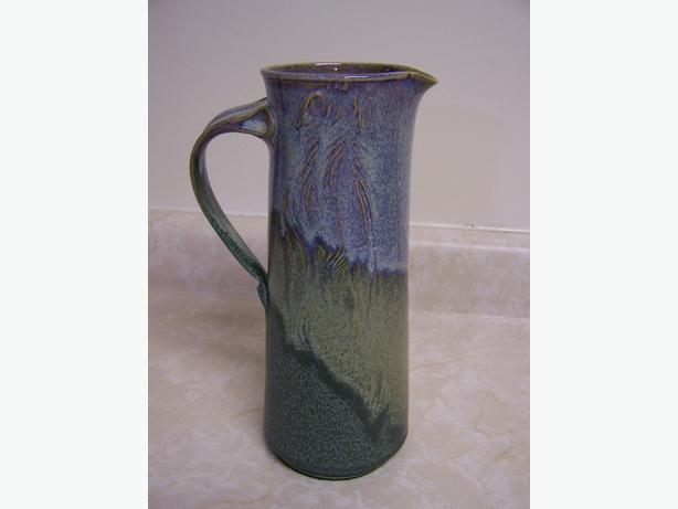 Pottery Pitcher/Vase