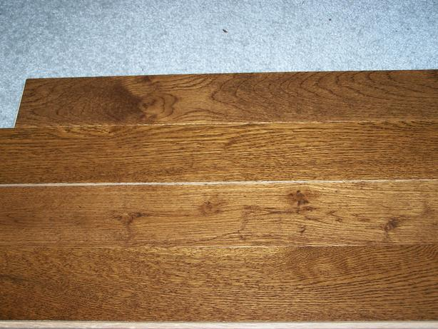 "Solid Wood ""Oak"" Flooring"