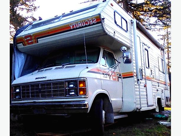 Dodge Security 'Sportsman' Motorhome 1980