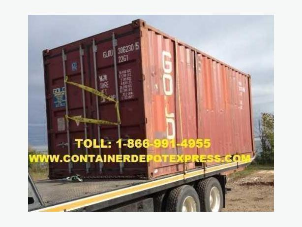 Used Storage Containers for RENT or PURCHASE!!!