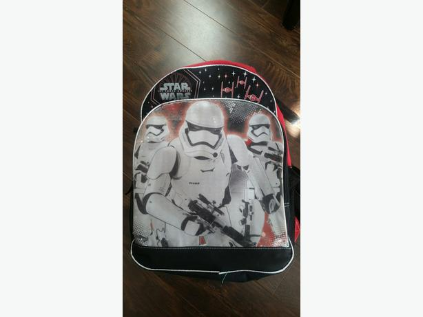 FREE: Star Wars Backpack