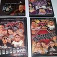 Assorted Wrestling dvds