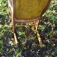SOLID WOODEN ROCKER VINTAGE DESIGN LOVE IT 340