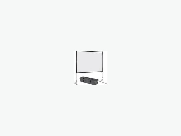 7X10.5 Draper front and rear projection screen
