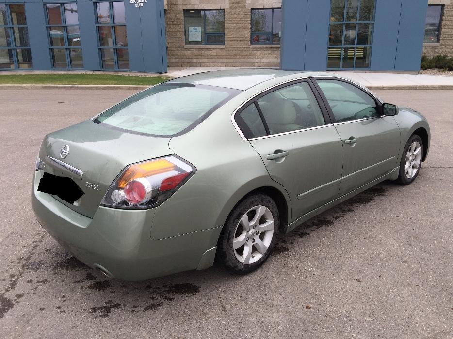 2007 Nissan Altina Sl North Regina Regina