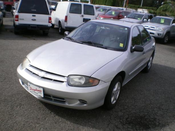 2005 Chevrolet Cavalier 96000 km, automatic,