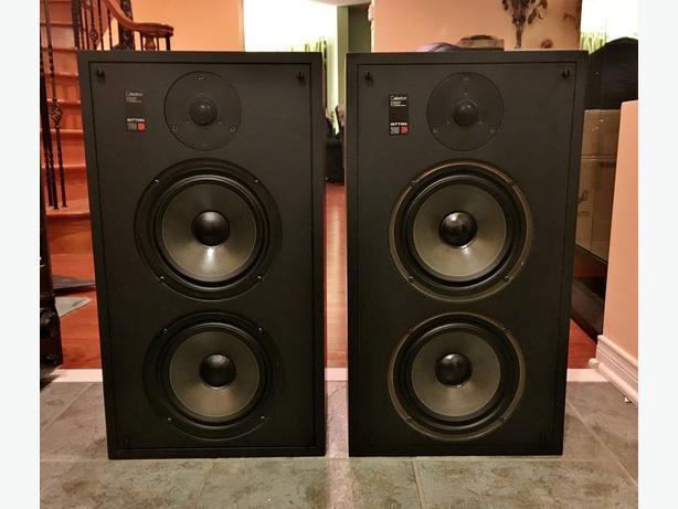 Celestion Ditton Floor Standing Speakers Model 200 Kanata