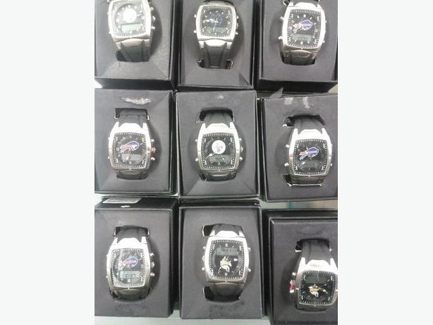 New NFL Watches
