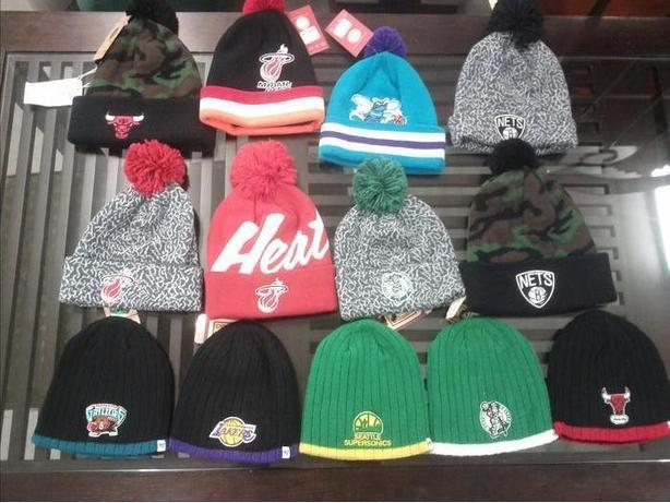 New NBA Branded Toques