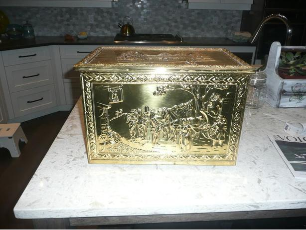 Brass Decorative Box