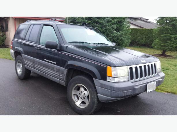 '98 Jeep Cherokee