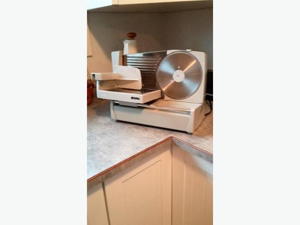 REDUCED PRICE  KENMORE MEAT SLICER  $40.00