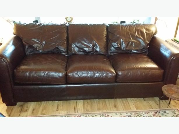 Good condition Bahaus Sofa, Chair and Ottoman