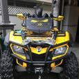 CAN AM Outlander 650 xt