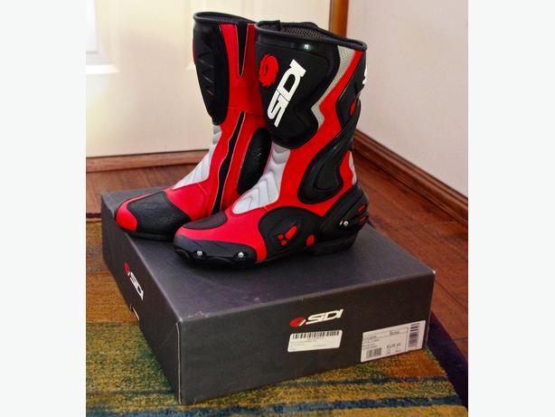 SIDI brand new road riding boots sz 7