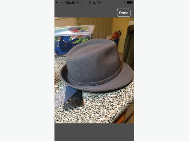 Fedora hat size large