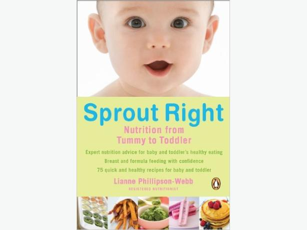 Sprout Right - Nutrition from Tummy to Toddler