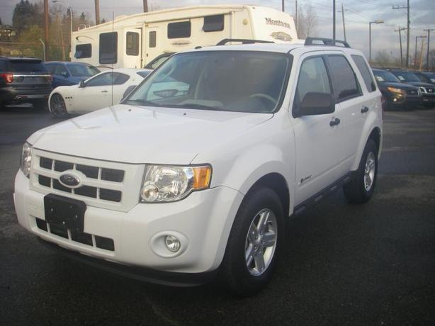 2009 Ford Escape Hybrid 4WD