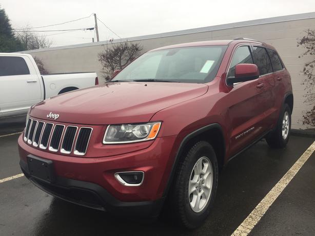 2015 Jeep Grand Cherokee Laredo **Was $35,990 now $34,990**