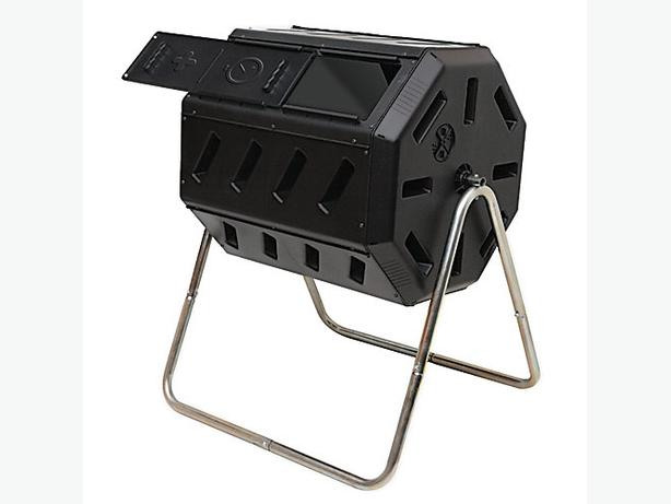 LIFETIME 65 GAL COMPOST TUMBLER