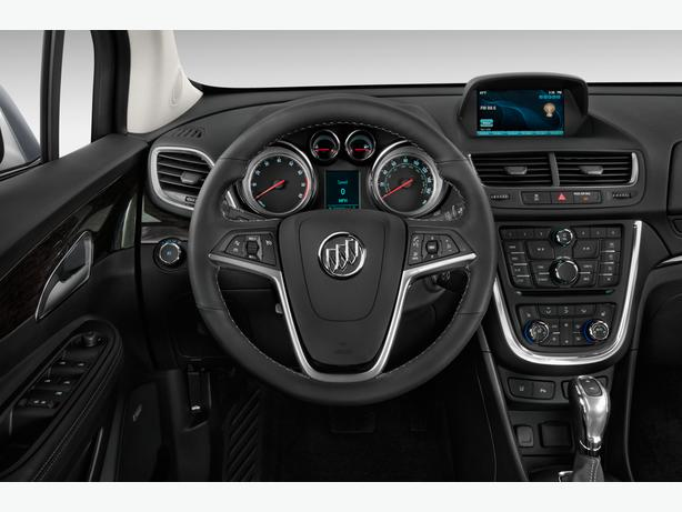 Having trouble Getting to where you need to go? 2017 Buick Encore awd