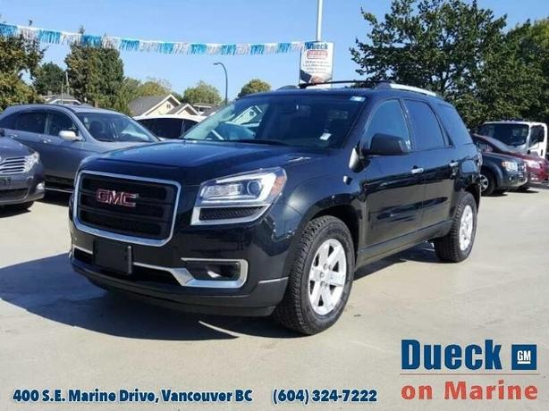 Santa Special*XMAS* 2016 GMC Acadia* LEASE/FINANCE/CASH