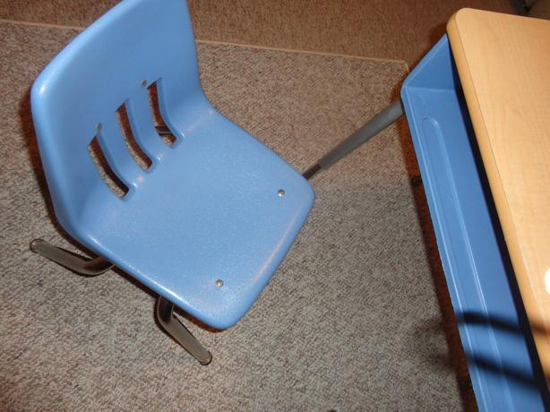 Cute student Desk with Matching Chair!