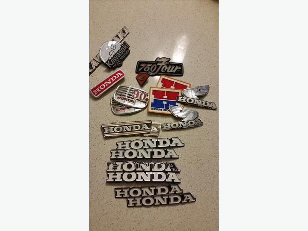 Honda badges