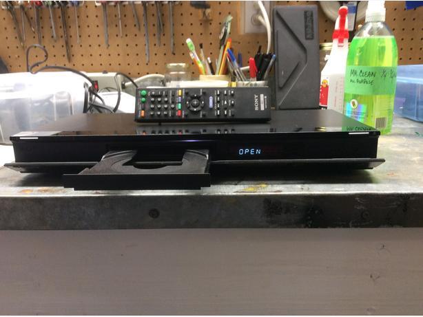 Sony Blu-ray Disc/DVD Player