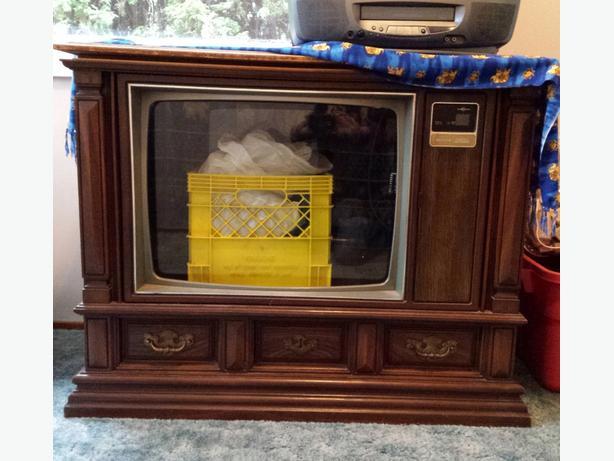 TV Cabinet Fish Tank