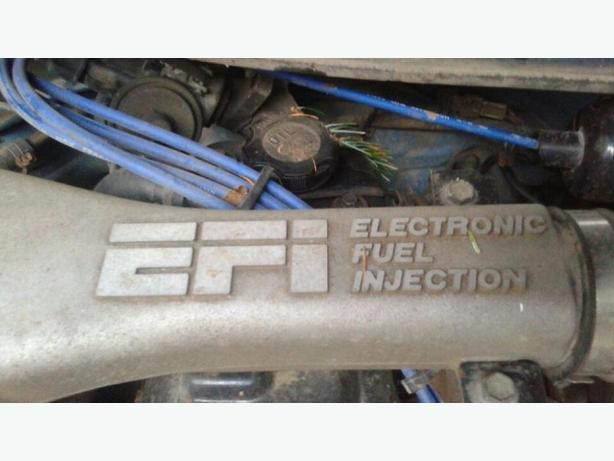 1989 Geo tracker engine and transmission