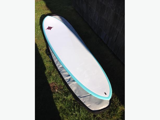7'6 Wayne Rich Surfboard