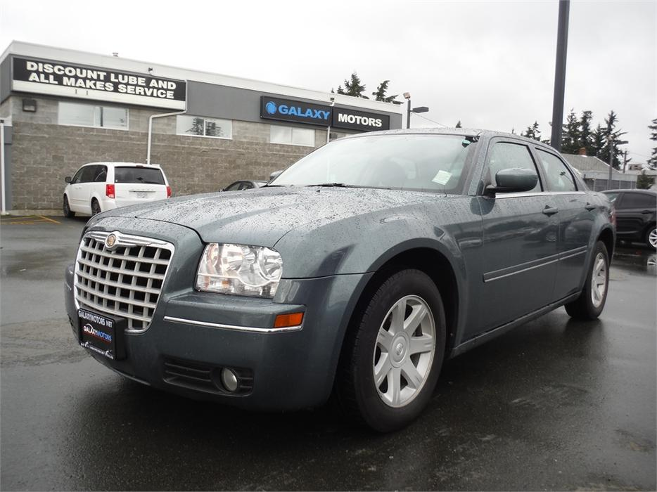2005 Chrysler 300 Touring Power Driver Seat Alloy Fog