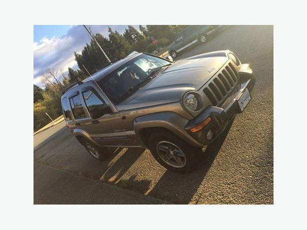 2004 jeep liberty, automatic