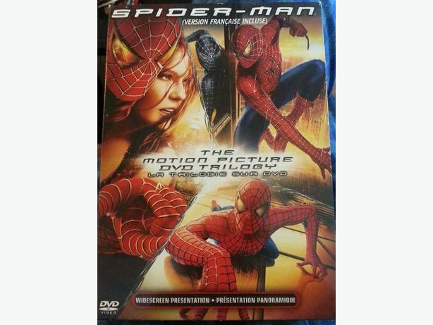The Spiderman Trilogy