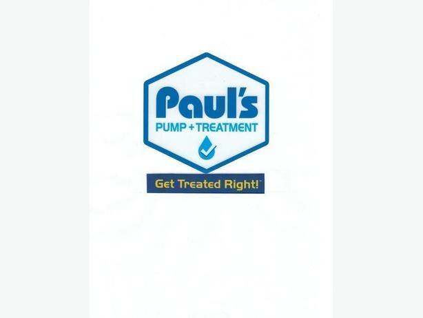 Paul's Pump & Treatment
