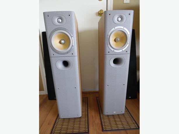 B&W Floorstanding Speakers
