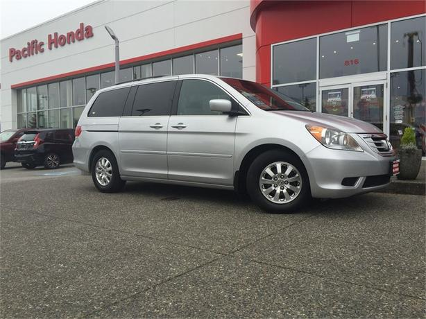 2010 Honda Odyssey EXL  Cert - LOCAL VAN WITH LEATHER