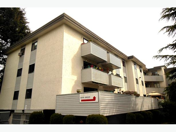 Avail. Jan  Cute  1 bedroom Langley Claymore Apartments
