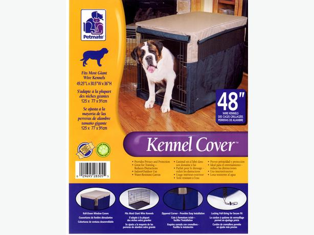 Heated water Bowl and XL crate cover