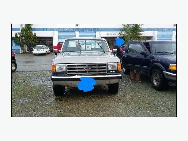 $1500 OBO 1988 Ford F-150