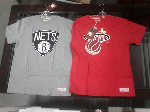 New NBA T-Shirts