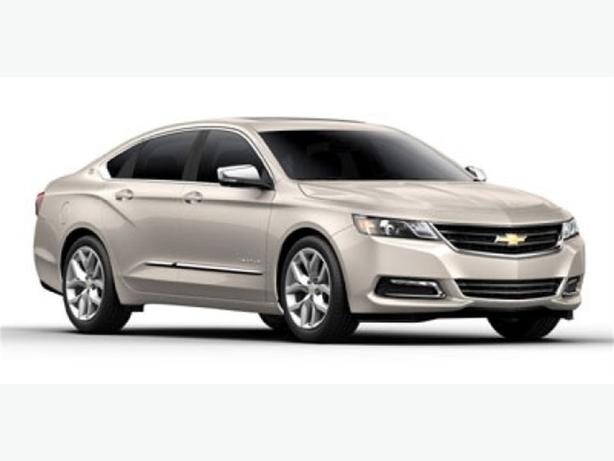 2014 Chevrolet Impala LTZ w/ Back-Up Camera and Side Blind Zone Alert