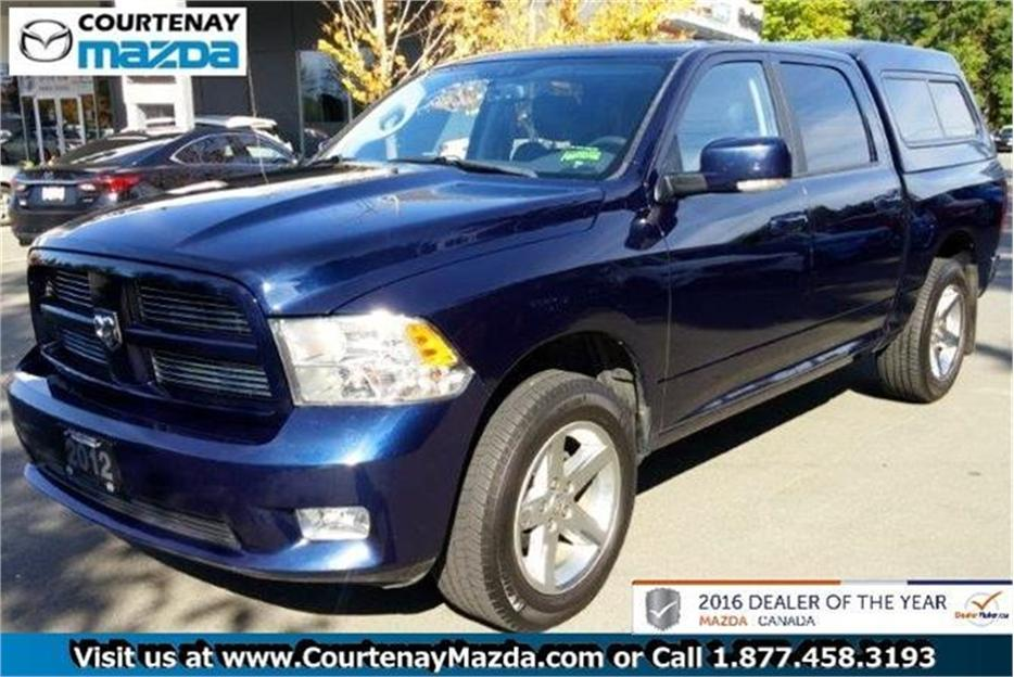 2012 dodge ram 1500 sport crew cab 4wd outside comox valley courtenay comox mobile. Black Bedroom Furniture Sets. Home Design Ideas