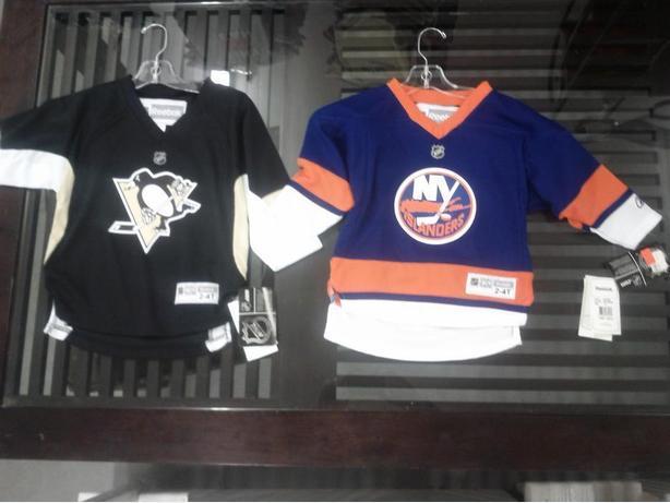 Youth and Infant NHL Hockey Jerseys
