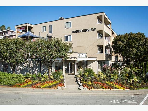 Avail. Dec  Gorgeous  1 bedroom Vancouver Harbourview Terrace Apartments
