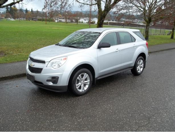 2011 CHEVROLET EQUINOX-ALL WHEEL DRIVE-CALL HART AT 250 724 3221