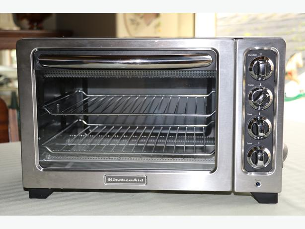 Kitchenaid Countertop Convection Oven Dimensions : ... Log In needed $95 ? Kitchenaid 12